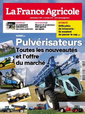 Couverture du magazine La France Agricole n°3667