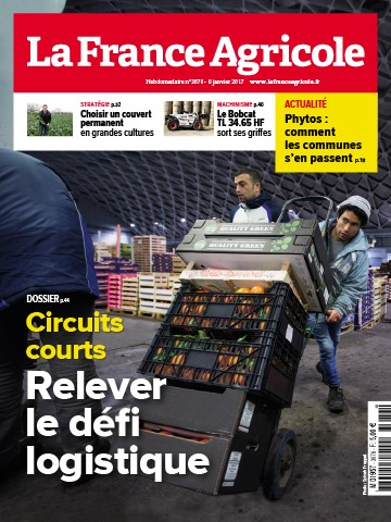 Couverture du magazine La France Agricole n°3676