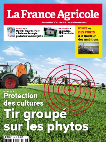 Couverture du magazine La France Agricole n°3746