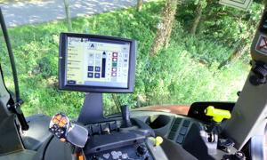 - 8. L'AFS 700 Case IH et l'IntelliView 4 New Holland