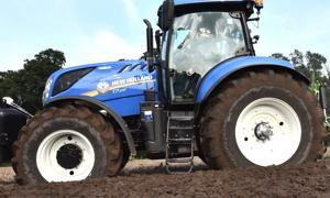 New Holland T7.230 Auto Command  - La bonne pioche