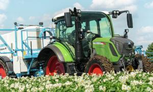 Fendt 300 Vario   - Tier 4 final avec catalyseur SCR