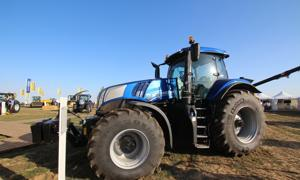 New Holland T8   - De 320 à 435 ch avec le boost