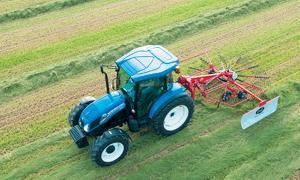 New Holland TD5   - 86 à 114 ch en Tier 4 A