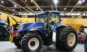 New Holland T7 S   - Un T7 plus attractif en prix