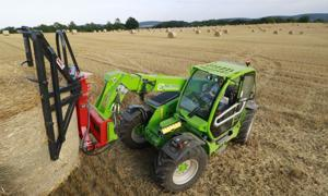 Merlo TF 42.7 CS 140   - Le plus confortable