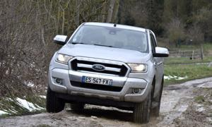 Ford Ranger   - 2. Attention les yeux !
