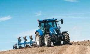 New Holland T6 - Deux versions au catalogue