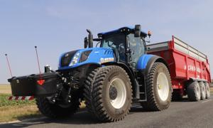 New Holland T7 HD - Jusqu'à 310 ch