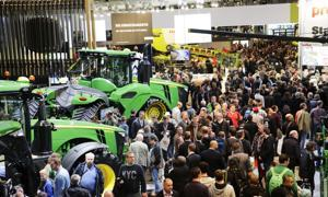 Agritechnica - Une avalanche d'innovations