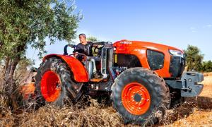 Kubota M5000 LP - Une version basse