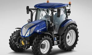 New Holland T5 - Une variation continue