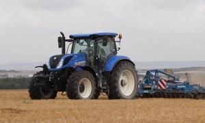 New Holland T7 SWB - Deux empattements