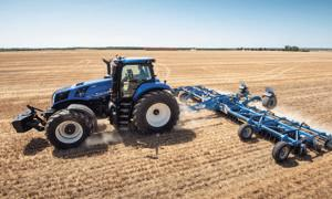New Holland T8 Genesis - Des évolutions en cabine