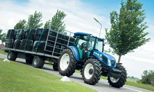 New Holland TD5 - Version allégée des T5