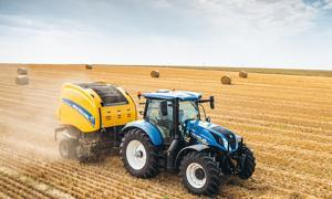 New Holland T6 - Une version Dynamic Command