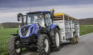 New Holland T6S - La solution économique