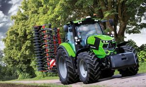 Deutz-Fahr 6 - Un moteur Deutz ou Farmotion