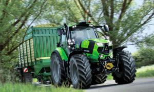 Deutz-Fahr 6.4 - La version 4 cylindres