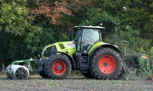 Claas CSM  - Simple mais perfectible
