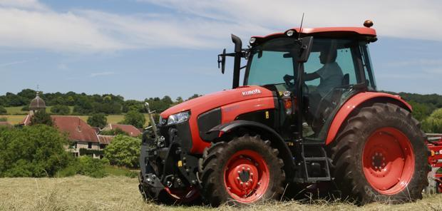 Essai de tracteur  - Kubota M 5111 : simple mais efficace