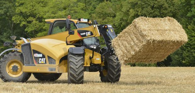 Essai - Cat TH 408 D : La brute du groupe