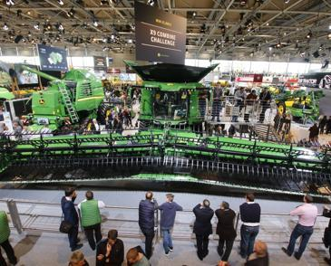 Agritechnica - Machines XXL et concepts inédits, le best-of de l'édition 2019