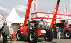 Manitou   - Les MLT « Silent Force »