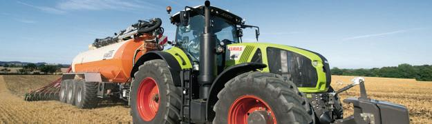 Claas - Tier 4 final : Axion, réaction.