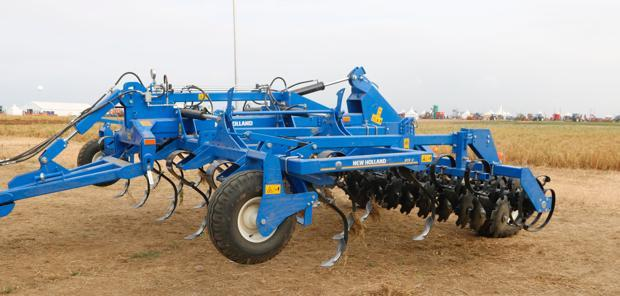 New Holland - Des déchaumeurs au catalogue
