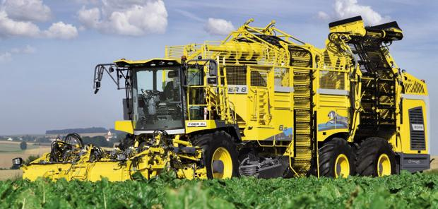Agritechnica - Ropa, une Tiger encore plus high-tech