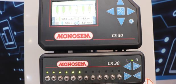 Monosem - Une version Premium du CS 30