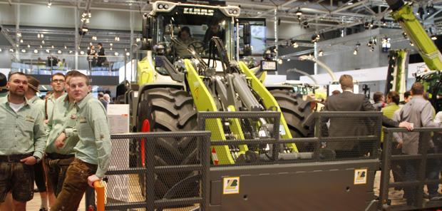 Agritechnica  - Festival de lancements en manutention