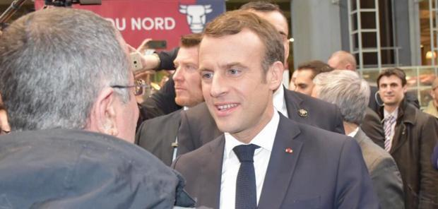 Salon international de l'agriculture - Un président en campagne