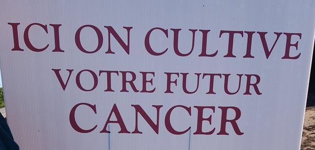 Agri-bashing - « Ici, on cultive votre futur cancer »