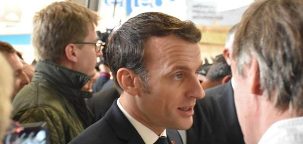 Pac post 2020 - Emmanuel Macron refuse « une réduction » du budget